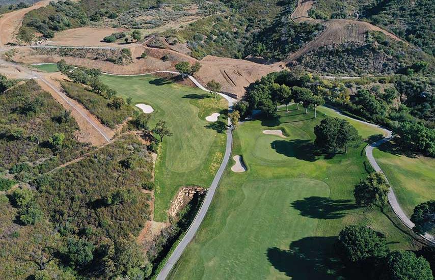 hoyo9-3 Santa María Golf Marbella