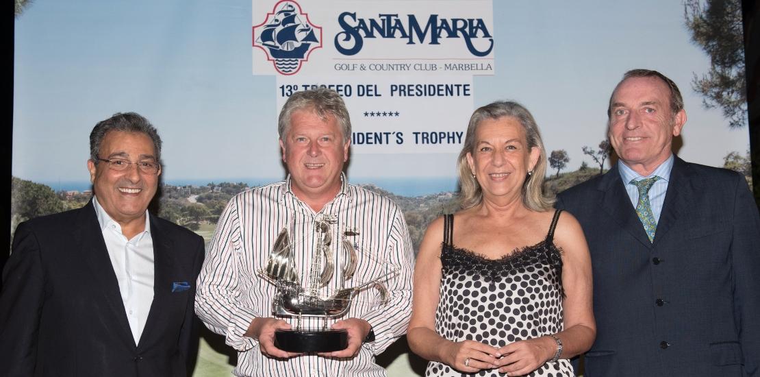 13th President's Trophy