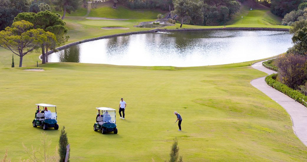 Santa María Golf Club Marbella