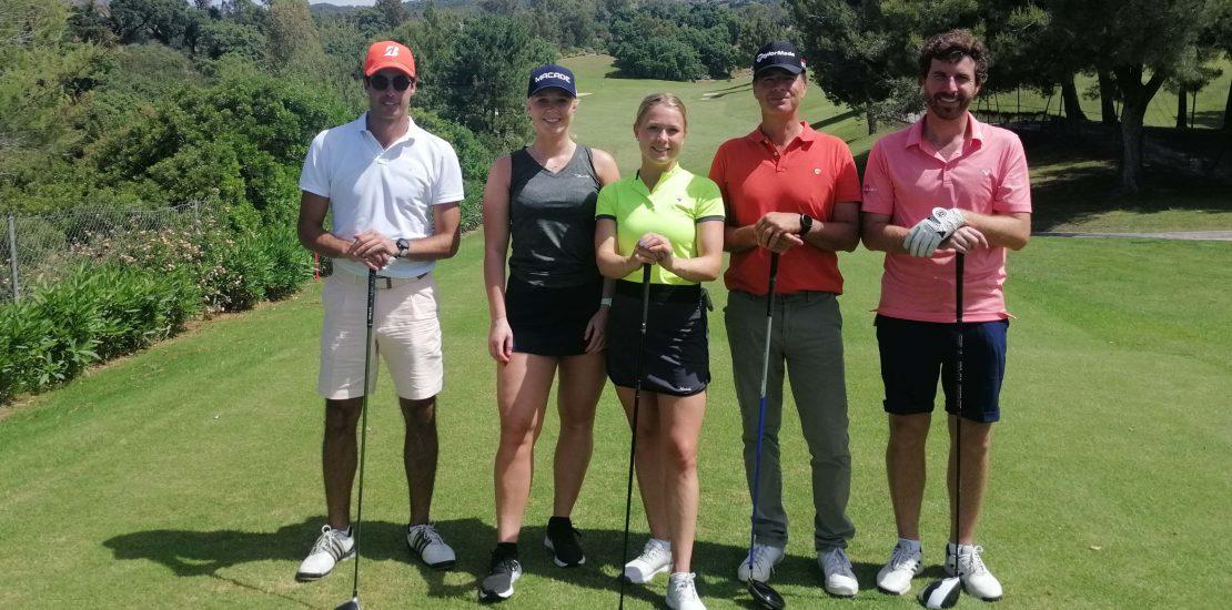 Torneo de Primavera 2021 en Santa María Golf Club