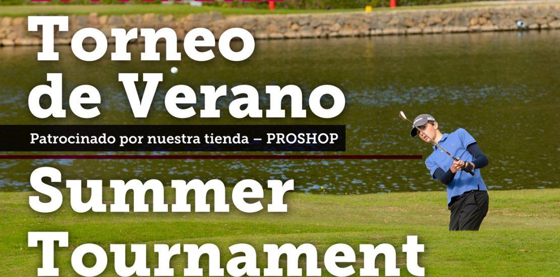 Torneo Junio Verano en Santa María Golf
